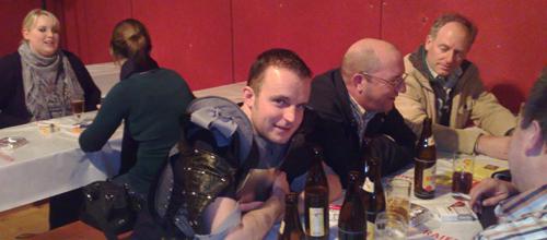 Inthronisation ROFA 09. Januar 2009