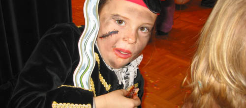 Rontal Guugger's Kinderfasnacht 2007