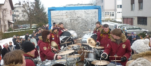 Umzug Dierikon 2012
