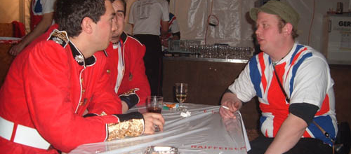 Inthronisation ROFA 11. Januar 2008