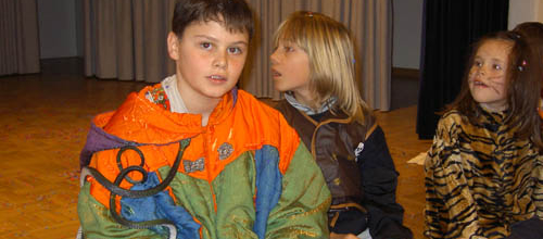 Rontal Guugger's Kinderfasnacht 2006