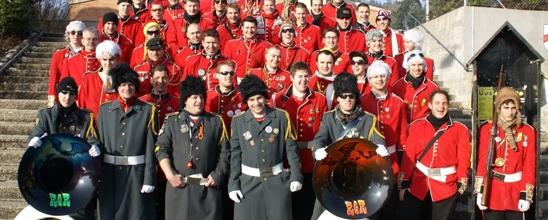 Royal Guards 2008