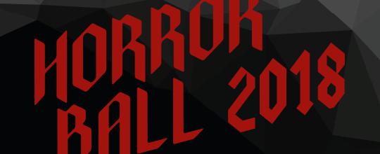 Horroball 2018 Ticketvorverkauf gestartet